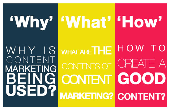 High level Content Marketing services by UpSpace Media